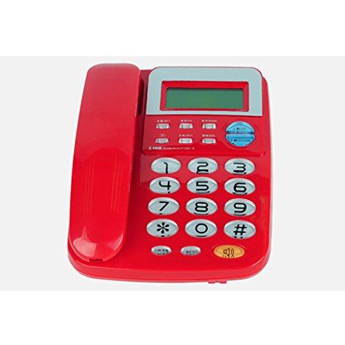Téléphone Liuyu · Maison de Vie Batterie sans Fil Ménage Bureau Caller ID Fashion Creative