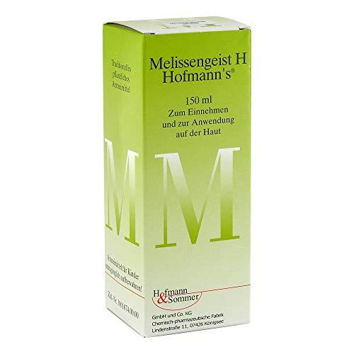 MELISSENGEIST H Hofmann's Tropfen 150 ml
