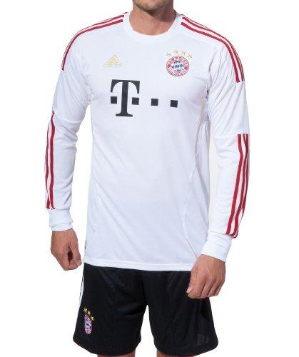 Adidas FC Bayern München Torwart Trikot L Weiss