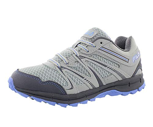 Fila Northampton Women's Trail Running Hiking Shoes (8) Grey