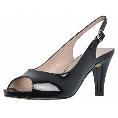 Argenta Zapatos Tacon 50366 para Mujer Negro 36 EU