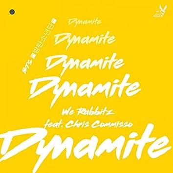 Dynamite (feat. Chris Commisso) [EDM BT MIX]