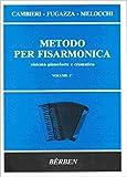 Vittorio Melocchi-Metodo Berben 1 Per Fisarmonica