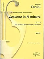 Tartini Volume 01: Concerto in B Minor D125