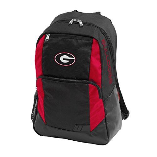 Logo Brands NCAA Georgia Bulldogs Unisex Adult Closer Backpack, One Size, Multicolor
