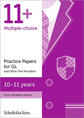 11+ Practice Papers for GL and Other Test Providers, Ages 10-11