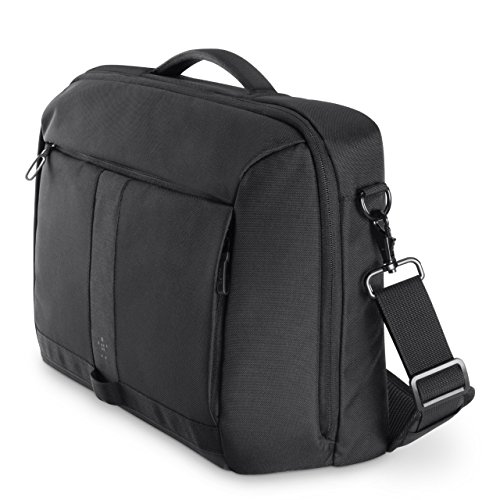 Belkin Active Pro Messenger-Tasche (15,6 Zoll, Laptop-Tasche) schwarz