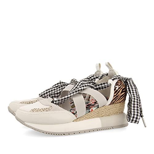 Sneakers Animal Print, Vichy Y Flores para Mujer Joliet