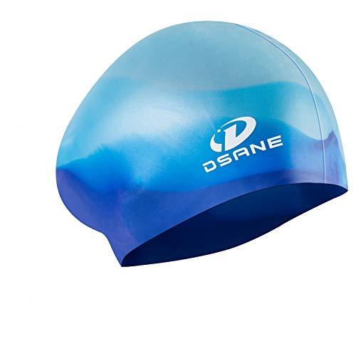 Womens Silicone Swim Cap