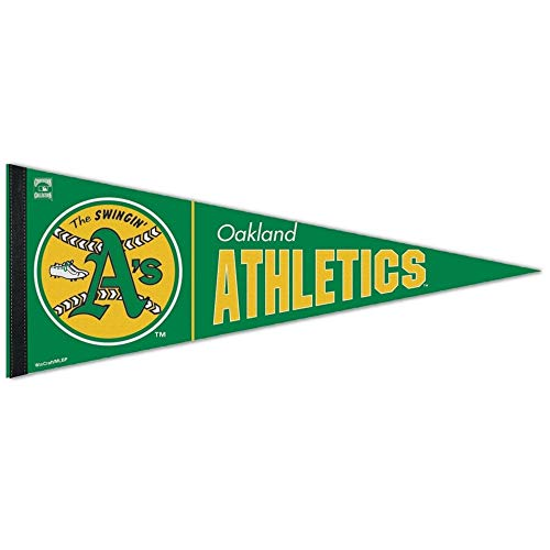 Wincraft Oakland Athletics Cooperstown Premium MLB Wimpel