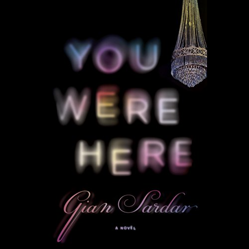 You Were Here audiobook cover art