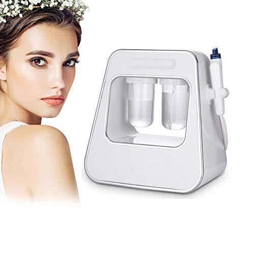 PBQWER Portable Skin Scrubber Gesichtshautwäscher Porenreiniger Mitesser Entfernung Massagegerät Reinigungsblase Beauty Instrument,B