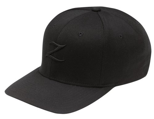 Zildjian Flexfit Black on Black Stretch - Fit Cap - Black