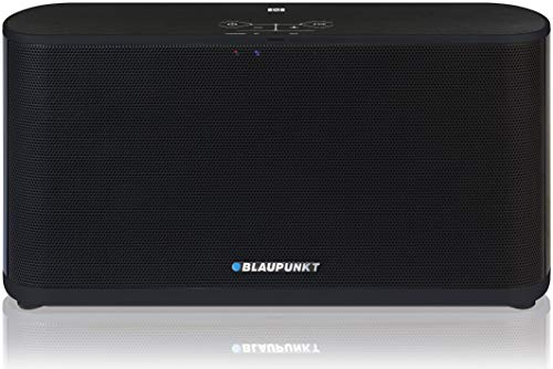 Blaupunkt BTK 1626 - Altavoz Bluetooth, batería integrada, Caja de música con...