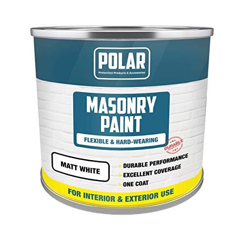 Polar Masonry Emulsion Paint