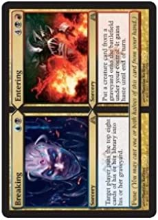 Magic: the Gathering - Breaking // Entering - Dragons Maze by Magic: the Gathering: Amazon.es: Juguetes y juegos