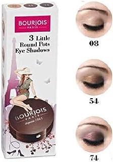 Bourjois 3 Little Round Pots Eye Shadow