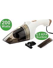 RNG EKO GREEN 200 Watt Cyclonic Power Wet/Dry Car Vacuum Cl