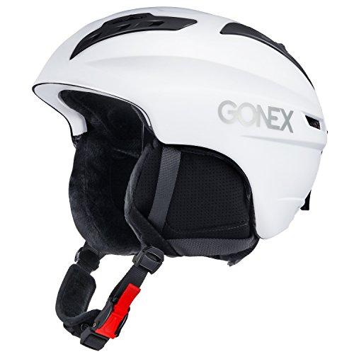 Gonex Ski Helmet, Winter Snow Snowboard Skiing Helmet with Safety Certificate...