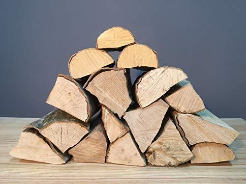 30kg Brennholz 100% Buche für Kaminofen, Ofen, Lagerfeuer, Feuerschalen, Opferschalen buchenholz kaminholz feuerholz Holz 25cm