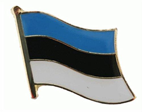 U24 Flaggenpin Estland Flagge Fahne Pin Anstecker
