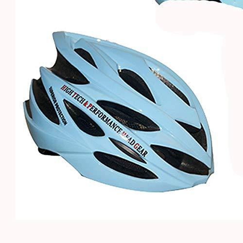 Casco para bicicleta CE Certificado Proceso ligero de una pieza seguridad protección...