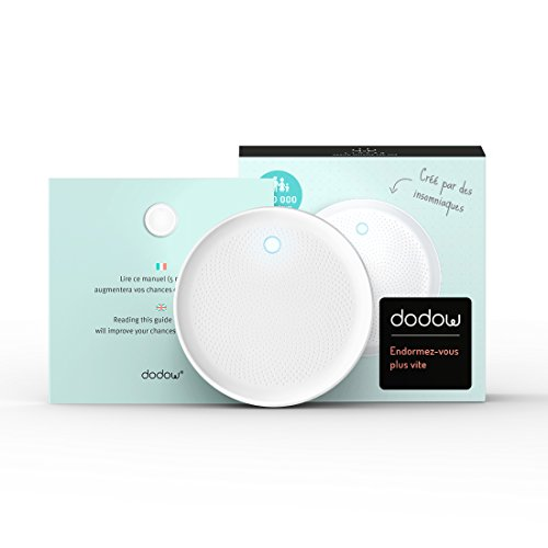 Dodow - Sleep Aid Device - More Than 300.000 Users are Falling Asleep Faster with Dodow! (Version 2-2018)