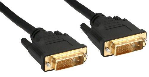 InLine 17772P DVI-D Anschlusskabel Premium, digital 24+1 Stecker / Stecker, Dual Link, 2m