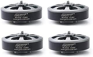 GARTT 4PCS ML5008 330KV Brushless Motor For Quadcopter Multirotor Hexacopter T960 T810