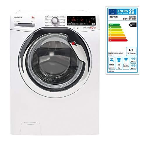 Hoover Waschmaschine 9 kg 1400 U/min. A Waschmaschine Dynamic Next DXOA G49AHC5-84 1400 U/min. A+++ -20% Dampftechnik UPM Top B-Ware Candy Lavadora Manija 41021016 Ver See 328712 20167 8016361931626