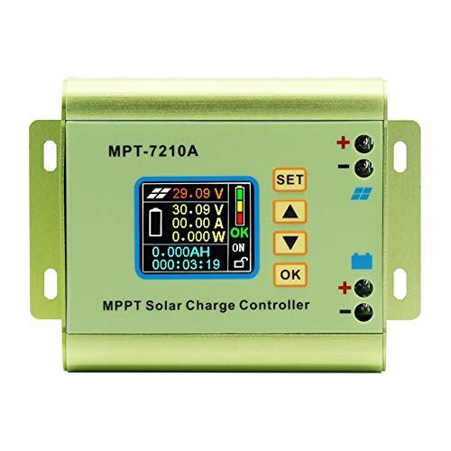 Horsebiz LCD-Monitor MPPT Solarpanel Laderegler 24-72 V Boost Solarbatterie Regler