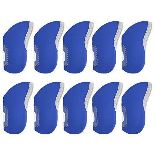 Shipenophy Neopren Putter Cover Putter Kopfschutz Langlebig, zum Schutz von Golfschlägern(Blue)