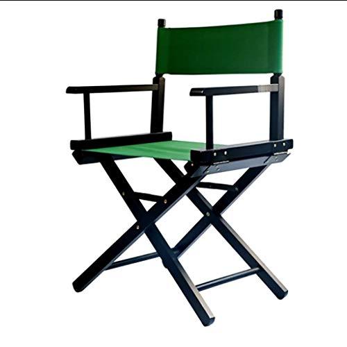 WYJW Vouwen executive houten stoel Ruimtebesparende linnen stoel, bar kruk rugleuning Multi-gekleurde bureaustoel Optioneel (Kleur: C) B