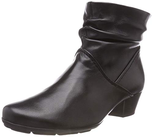 Gabor Shoes Damen Basic Stiefeletten, Schwarz (Schwarz 27), 38.5 EU