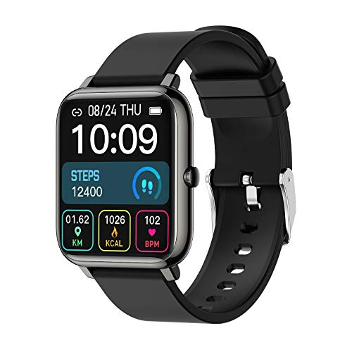 Smartwatch, 1.4' Touch Screen Orologio Fitness Activity Tracker Uomo Donna Sport Smart...