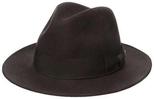 Indiana Jones Herren Fedora & Trilby braun braun Gr. Medium, braun