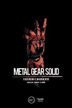 metal gear solid book