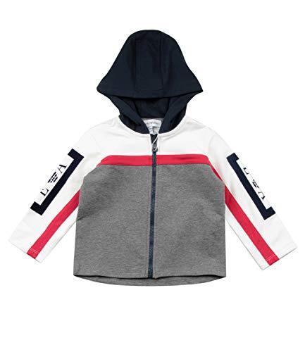 Emporio Armani Sweatshirt Menino Color Block Multicolor 2 Anos - A30707147
