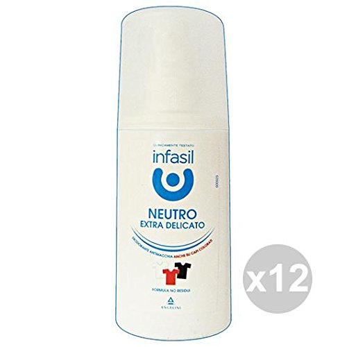 Juego 12Infasil Desodorante Vapo neutro extradel.70ml. Cuidado del Cuerpo