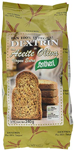 Santiveri Pan Dextrin Con Omega3+ Aceite Oliva 240 g