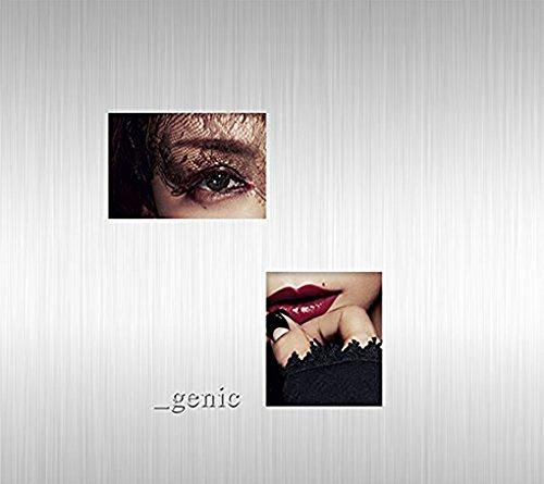 _genic (CD+Blu-ray Disc)