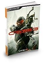 Crysis 3 Official Strategy Guide de BradyGames