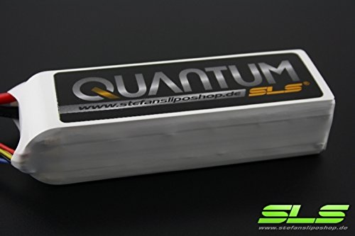 SLS LiPo Akku Quantum 3000mAh 4S1P 14,8V 65C/130C