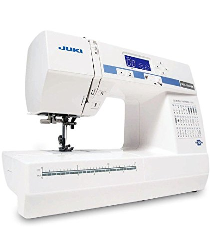 JUKI HZL lb 5100 Machine á Coudre Électronique, 100 Points de Couture, Quilt e Patchwork