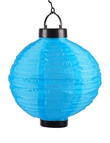 1a-Handelsagentur Solar -lampion Tondo 20 x 22 cm 1 LED - Blu