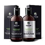 Shampoo- und Conditioner-Set für Haarwachstum -...