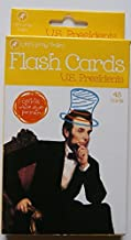 Let's Grow Smart Flash Cards - US Presidents - 48 Cards