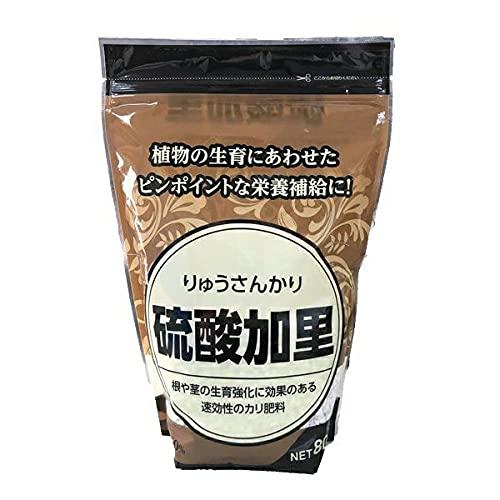 大協肥糧 肥料 単肥 カリ 硫酸加里 800g