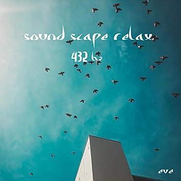 Sound Scape Relax 432 Hz Yoga