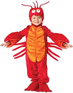 Lil' Lobster Toddler Costume
